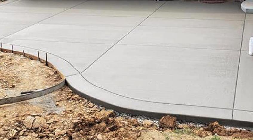 Concrete Williamsburg VA 2