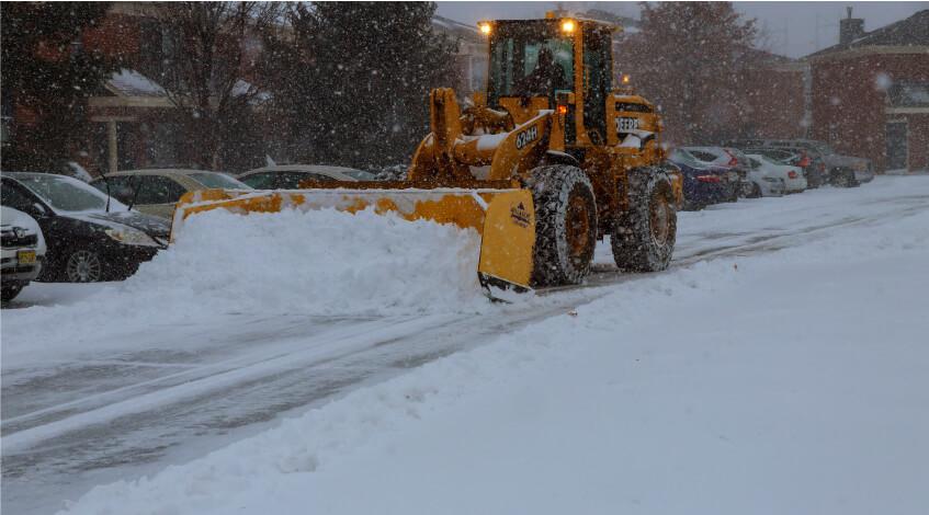 Snow Removal Williamsburg VA 2