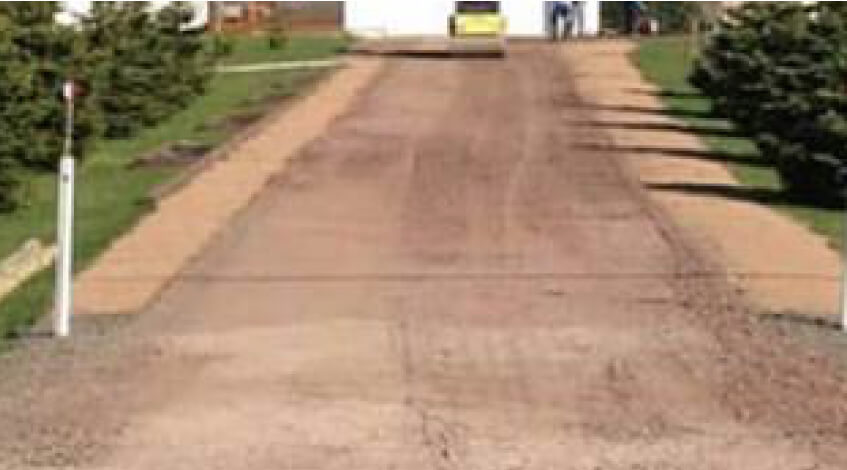 driveway repair Williamsburg VA